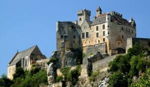 château de beynac en Dordogne Périgord noir proche de sarlat