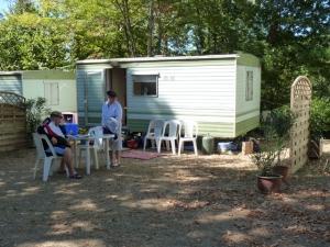 location mobil-home bambi au camping la butte a la roque gageac en dordogne