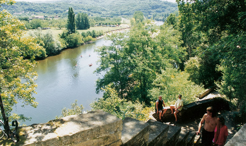 accès rivière