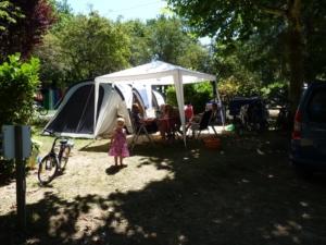 séjour en famille en Dordogne au camping Périgord